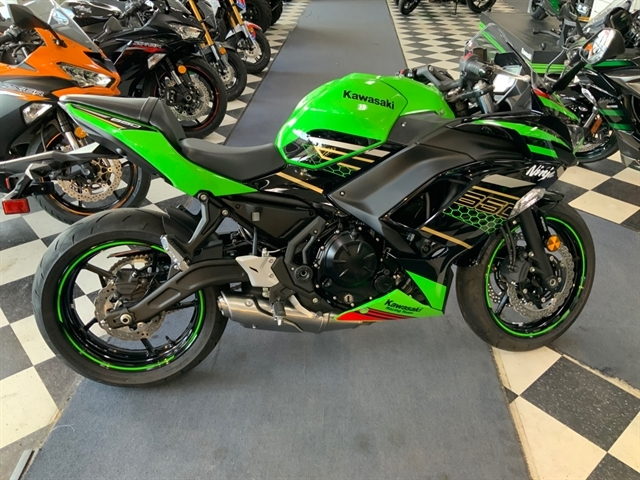 2020 Kawasaki Ninja 650 ABS KRT Edition at Jacksonville Powersports, Jacksonville, FL 32225