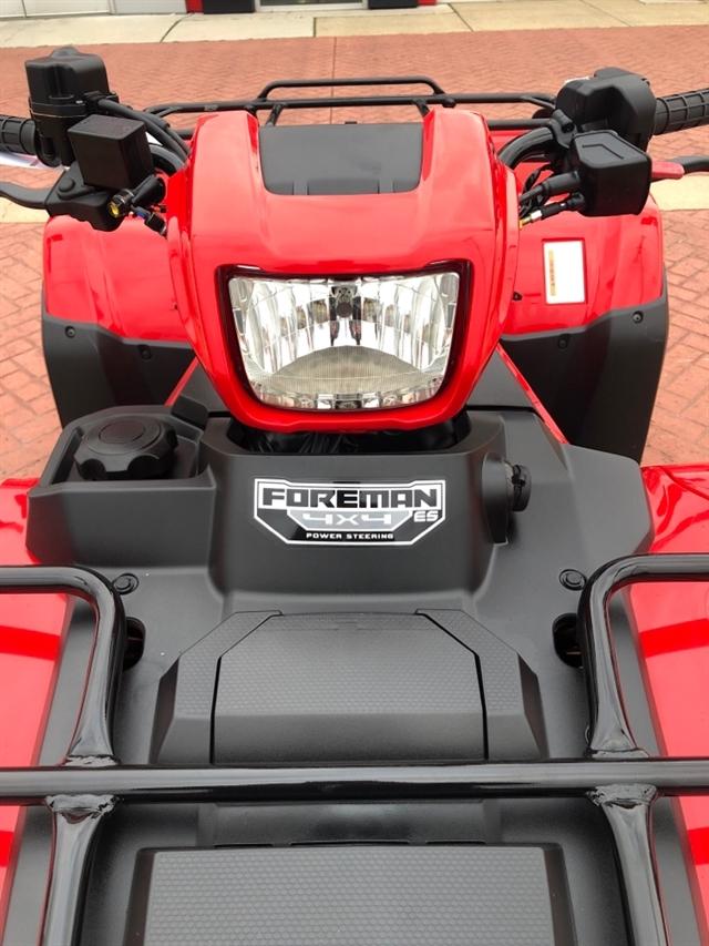2019 Honda Foreman 500 4x4 ES EPS 4x4 ES EPS at Genthe Honda Powersports, Southgate, MI 48195