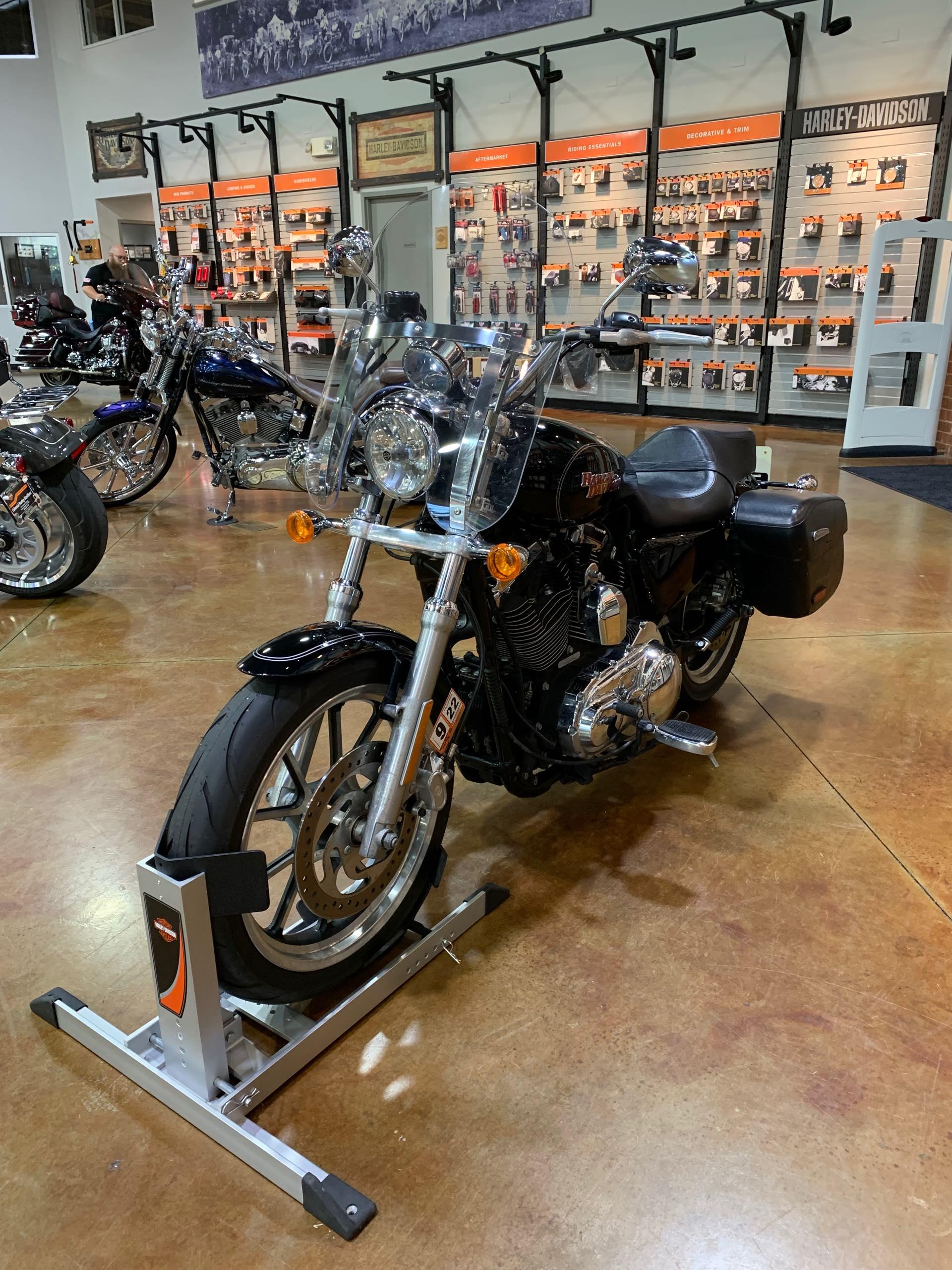 2017 Harley-Davidson Sportster SuperLow 1200T at Colonial Harley-Davidson