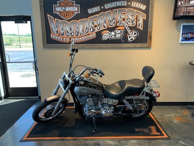 2009 Harley-Davidson Dyna Glide Super Glide Custom at Vandervest Harley-Davidson, Green Bay, WI 54303