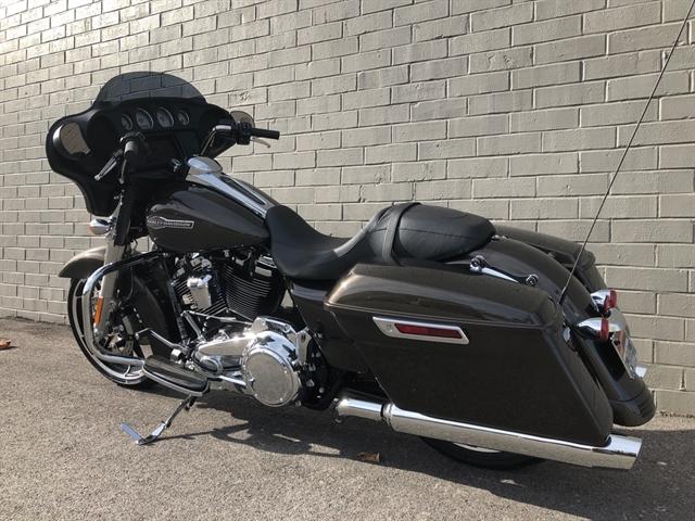 2021 Harley-Davidson Touring FLHX Street Glide at Cannonball Harley-Davidson®