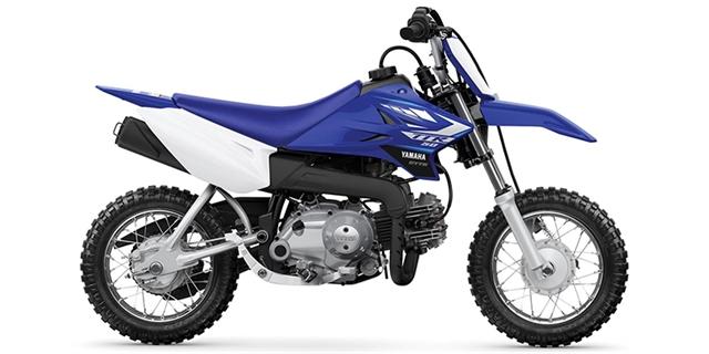 2020 Yamaha TT-R 50E at Wild West Motoplex