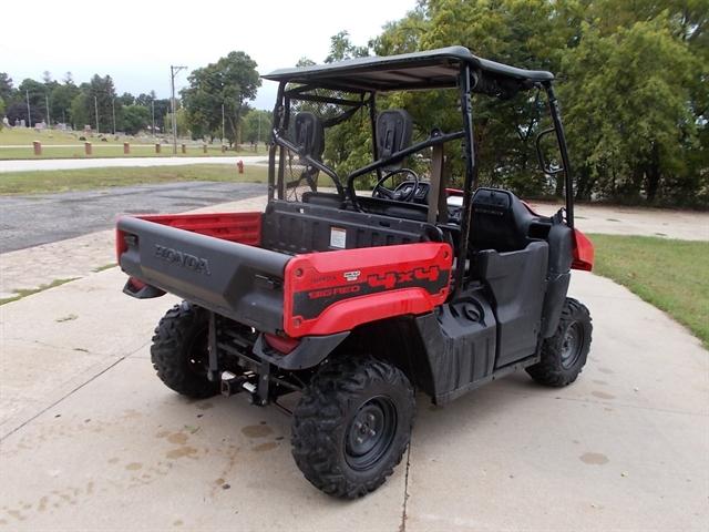 2011 Honda Big Red MUV at Nishna Valley Cycle, Atlantic, IA 50022