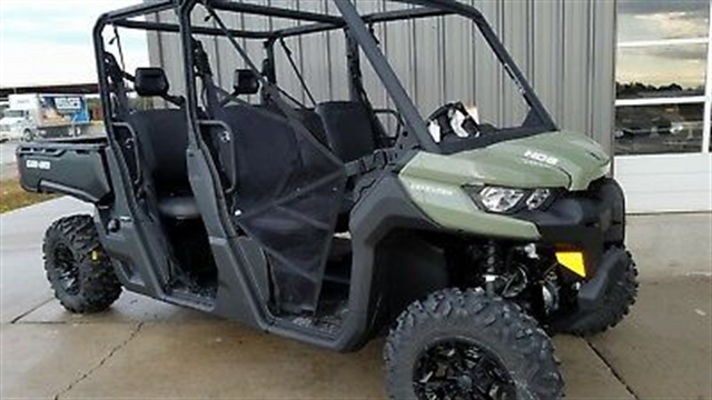 2019 Can-AM Defender MAX HD8 at Jacksonville Powersports, Jacksonville, FL 32225