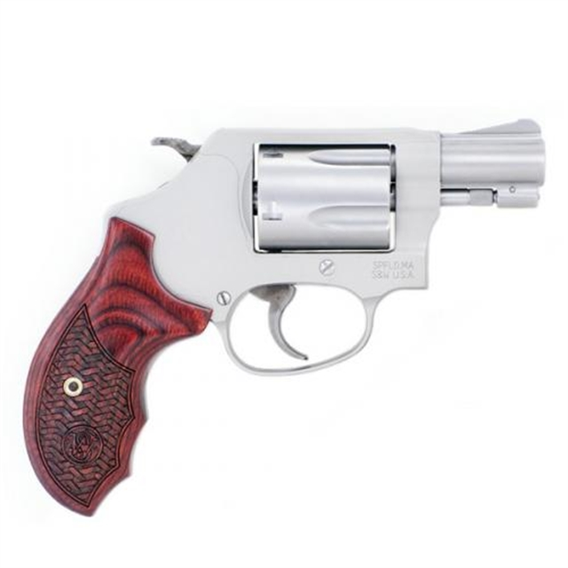 2021 Smith & Wesson Revolver at Harsh Outdoors, Eaton, CO 80615
