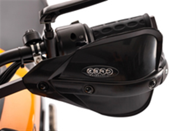 2019 ZERO HAND GUARDS BY CYCRA at Randy's Cycle, Marengo, IL 60152