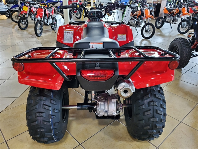 2021 Honda FourTrax Rancher 4X4 at Sun Sports Cycle & Watercraft, Inc.