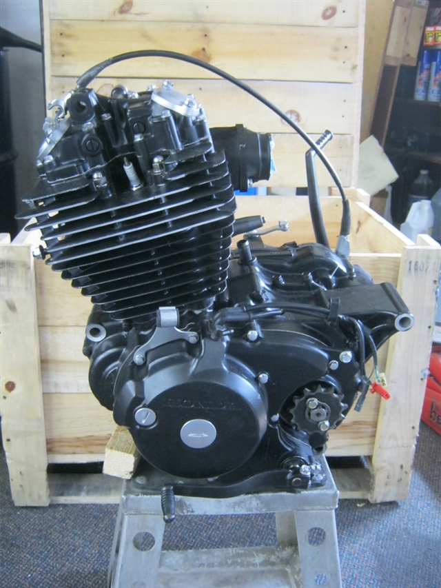 1985 Honda ATC 350X Engine Exchange at Brenny's Motorcycle Clinic, Bettendorf, IA 52722