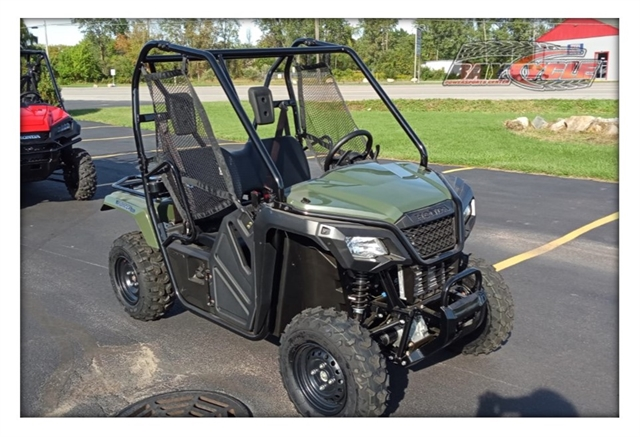 2018 Honda Pioneer 500 Base at Bay Cycle Sales