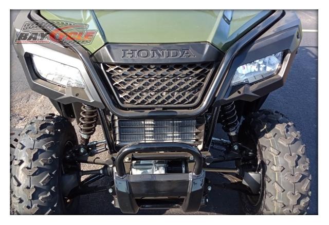 2018 Honda Pioneer 500 Base at Bay Cycle Sales