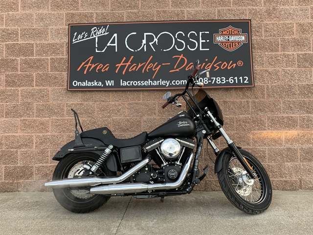 2017 Harley-Davidson Dyna Street Bob at La Crosse Area Harley-Davidson, Onalaska, WI 54650