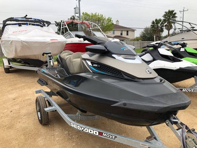 2017 Sea-Doo GTX Limited 230 at Kent Powersports, North Selma, TX 78154