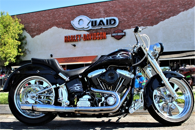 1994 Harley-Davidson FLSTC at Quaid Harley-Davidson, Loma Linda, CA 92354