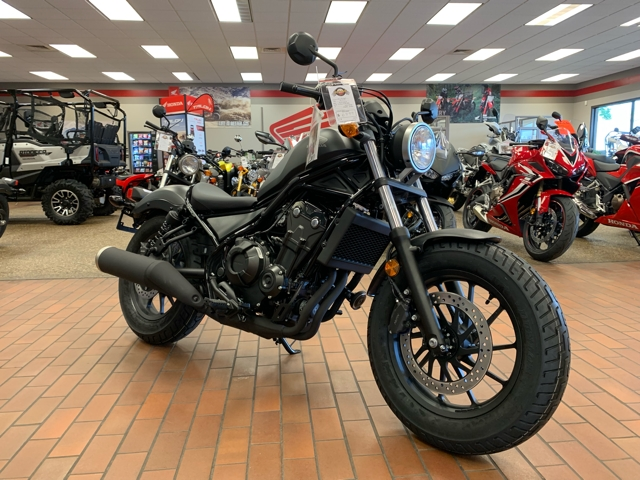 2019 Honda Rebel 500 ABS at Mungenast Motorsports, St. Louis, MO 63123