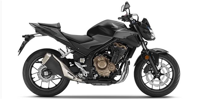 2021 Honda CB500F ABS at Friendly Powersports Baton Rouge