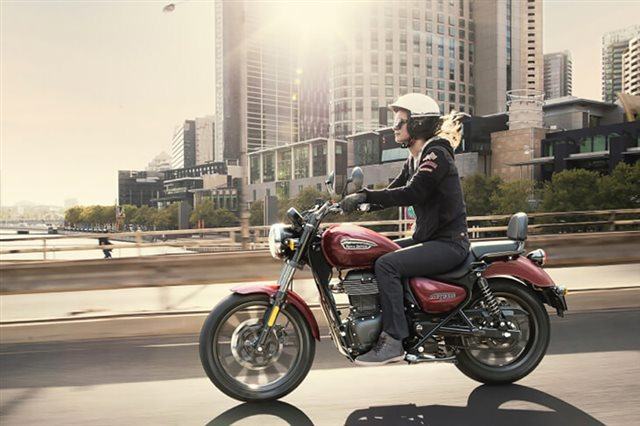 2021 Royal Enfield Meteor 350 at Indian Motorcycle of Northern Kentucky