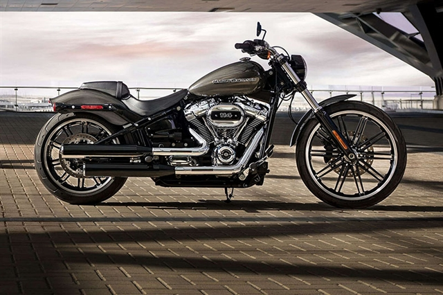 2019 Harley-Davidson Softail Breakout at Bumpus H-D of Memphis