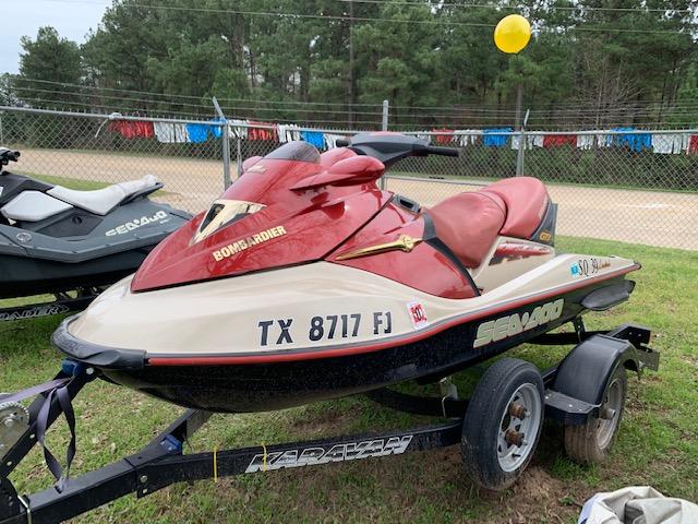 2002 SEA-DOO GTX 4 TEC at Campers RV Center, Shreveport, LA 71129