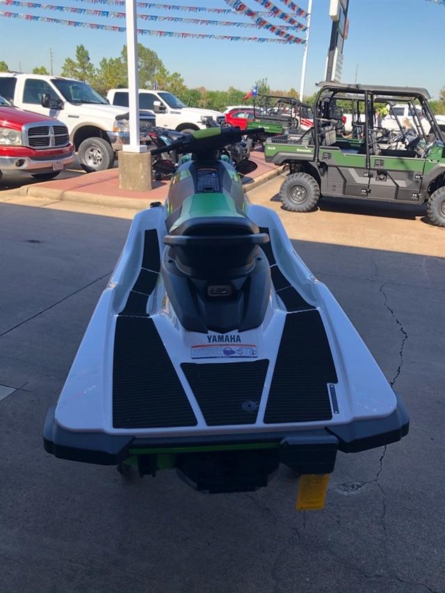 2021 Yamaha WaveRunner EX Deluxe at Wild West Motoplex
