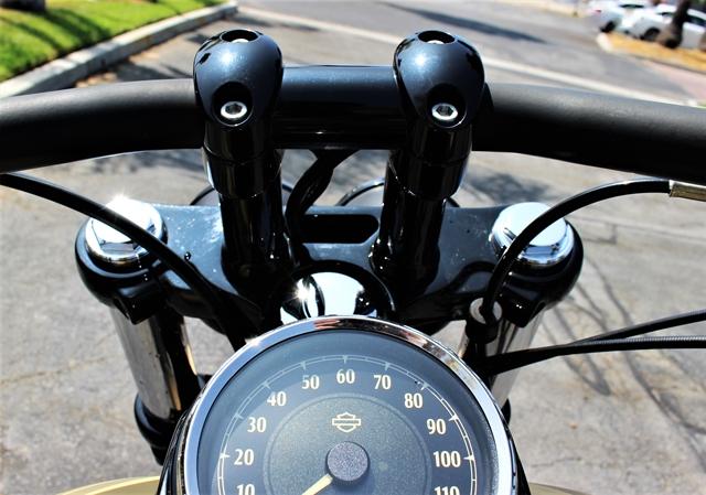 2015 Harley-Davidson Dyna Fat Bob at Quaid Harley-Davidson, Loma Linda, CA 92354