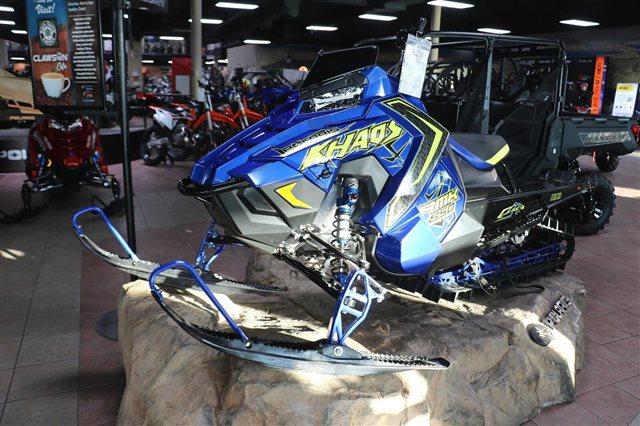 2021 Polaris RMK KHAOS 163 850 26-Inch at Clawson Motorsports