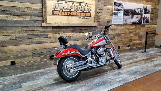 2002 Harley-Davidson FXSTDI at Bull Falls Harley-Davidson