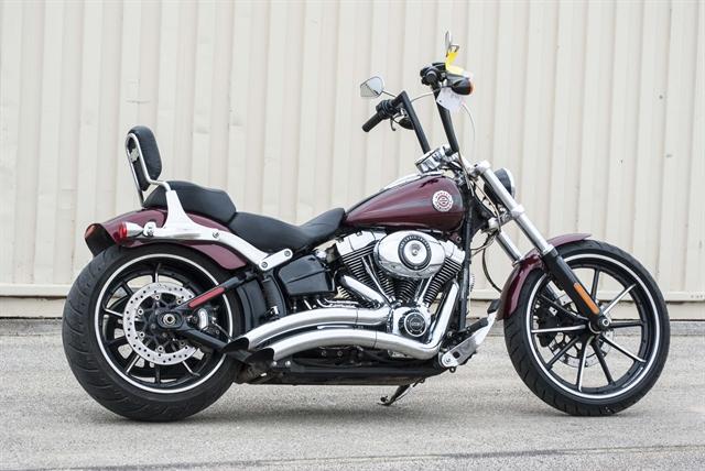 2015 Harley-Davidson Softail Breakout at Javelina Harley-Davidson