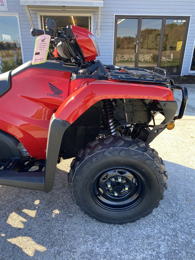 2021 Honda FourTrax Foreman 4x4 at Thornton's Motorcycle - Versailles, IN