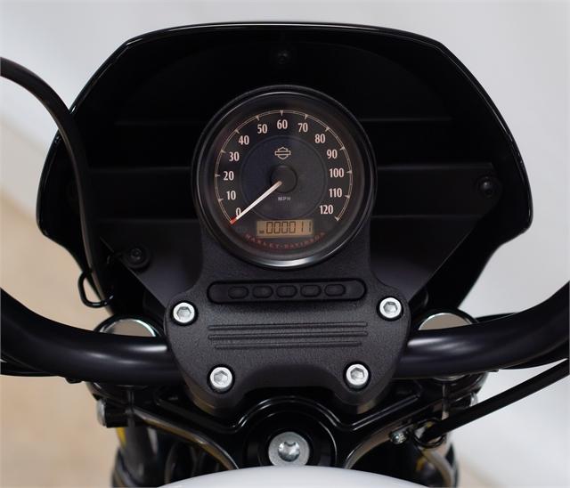 2021 Harley-Davidson Street XL 1200NS Iron 1200 at Mike Bruno's Northshore Harley-Davidson