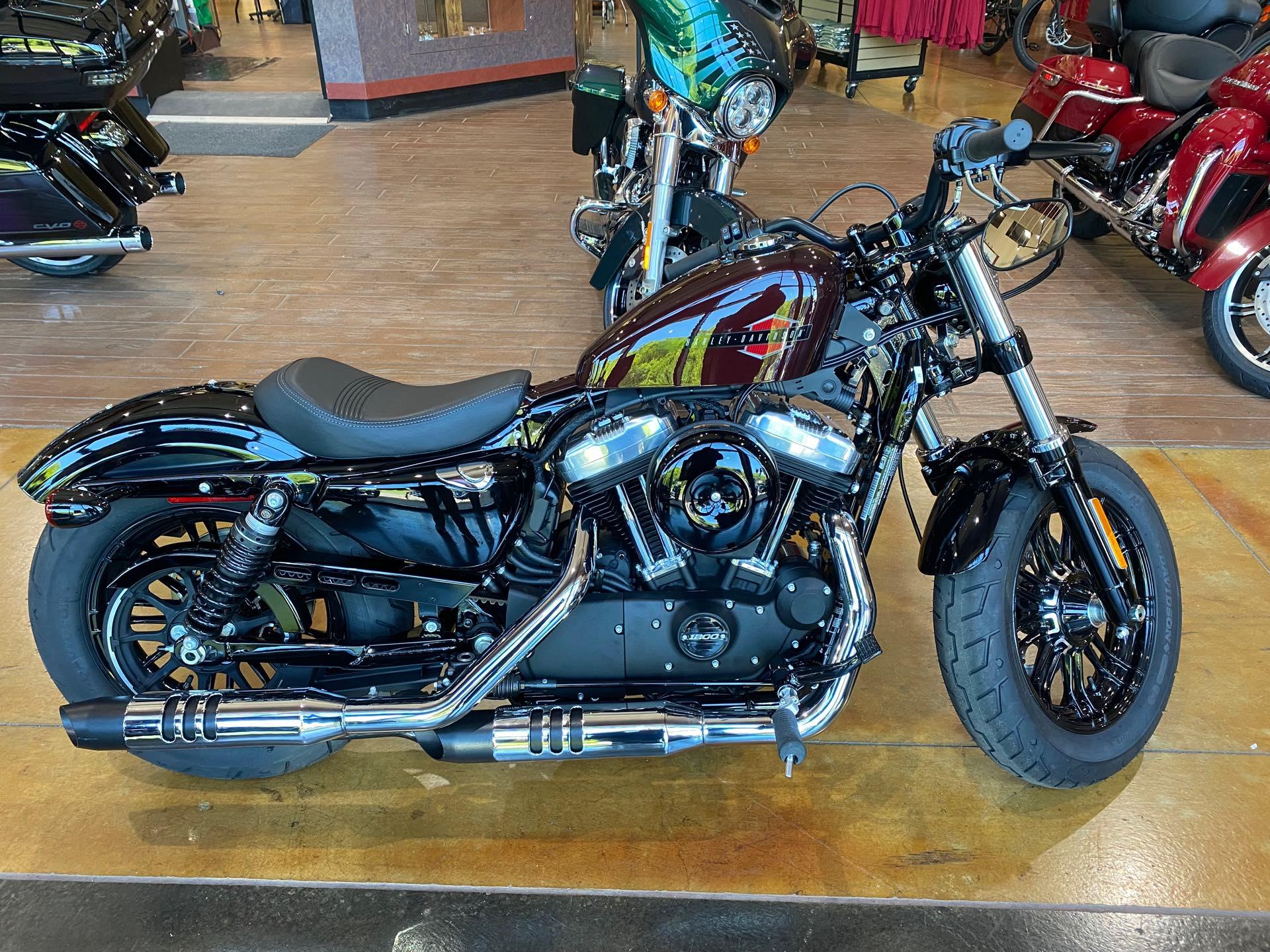 2021 Harley-Davidson Street XL 1200X Forty-Eight at Gold Star Harley-Davidson
