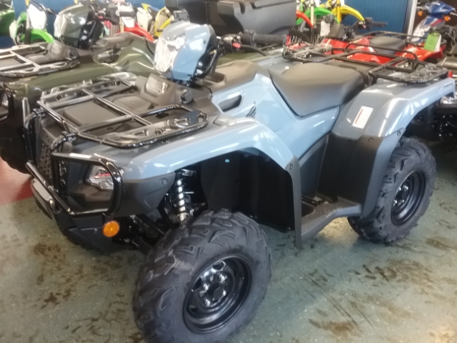 2019 Honda FourTrax Foreman Rubicon 4x4 EPS at Thornton's Motorcycle - Versailles, IN