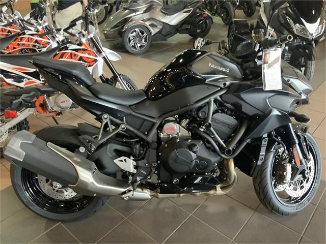 2021 Kawasaki Z H2 Base at Midland Powersports