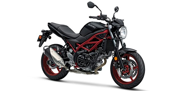 2018 Suzuki SV 650 at Columbia Powersports Supercenter