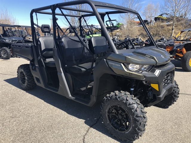 2020 Can-Am Defender MAX DPS HD8 at Power World Sports, Granby, CO 80446