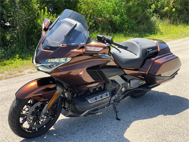 2018 Honda Gold Wing Pearl Stallion Brown Base at Powersports St. Augustine