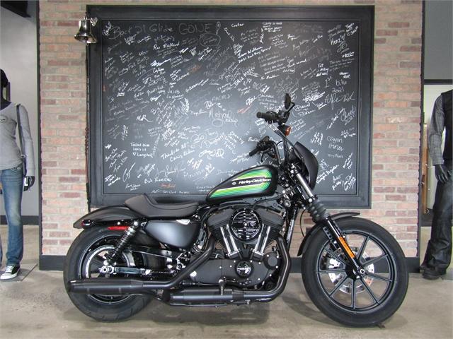2021 Harley-Davidson Cruiser XL 1200NS Iron 1200 at Cox's Double Eagle Harley-Davidson
