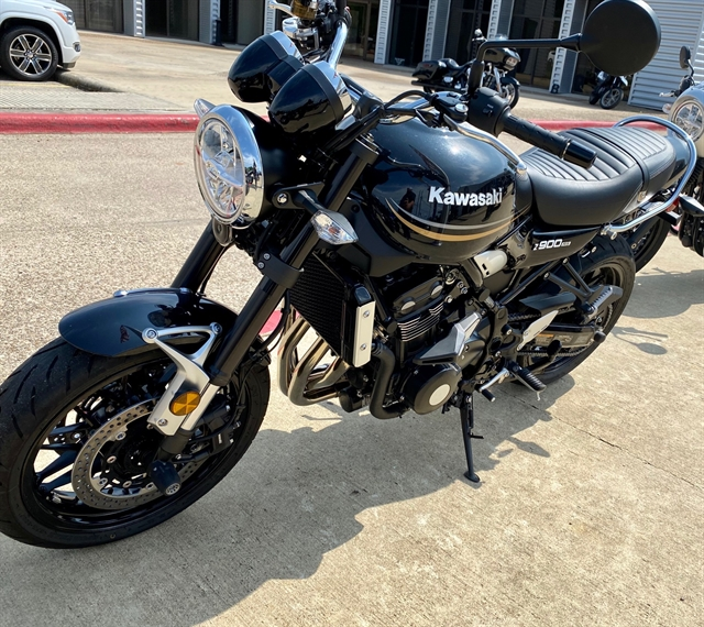2018 Kawasaki Z900RS Base at Shreveport Cycles