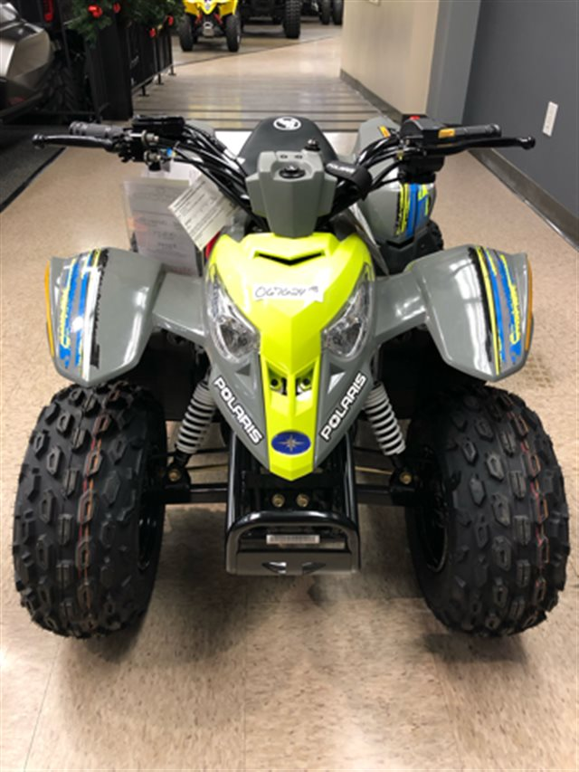 2018 Polaris Outlaw 50 at Sloan's Motorcycle, Murfreesboro, TN, 37129