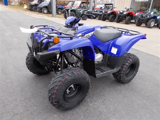 2019 Yamaha 90 Grizzly at Nishna Valley Cycle, Atlantic, IA 50022