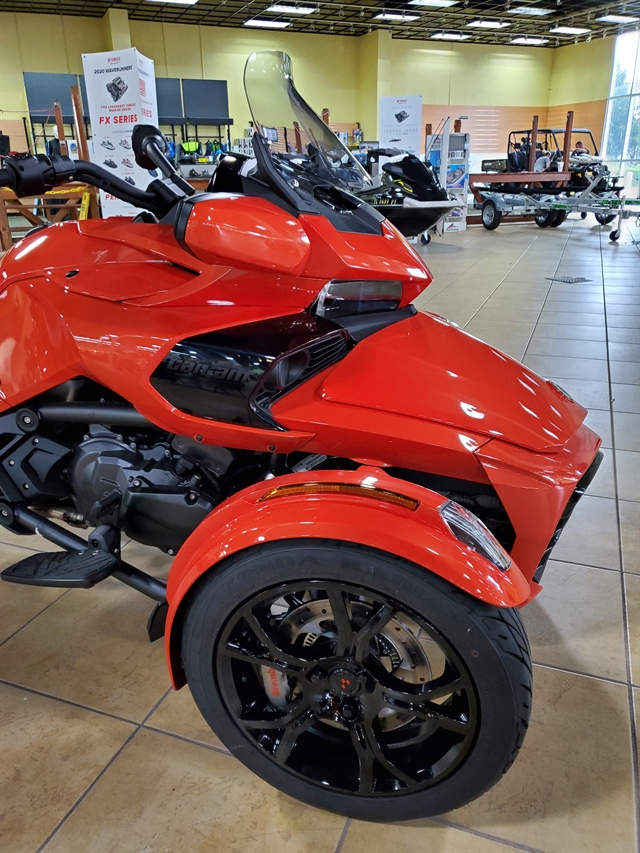 2020 Can-Am Spyder F3 Limited at Sun Sports Cycle & Watercraft, Inc.