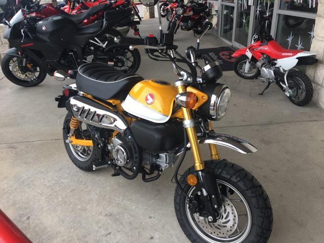 2019 Honda Monkey Base at Kent Motorsports, New Braunfels, TX 78130