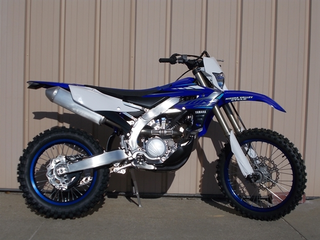 2020 Yamaha WR 250F at Nishna Valley Cycle, Atlantic, IA 50022