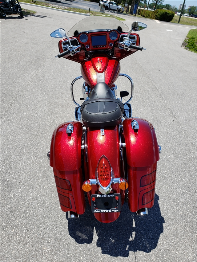 2018 Indian Chieftain Elite at Fort Myers