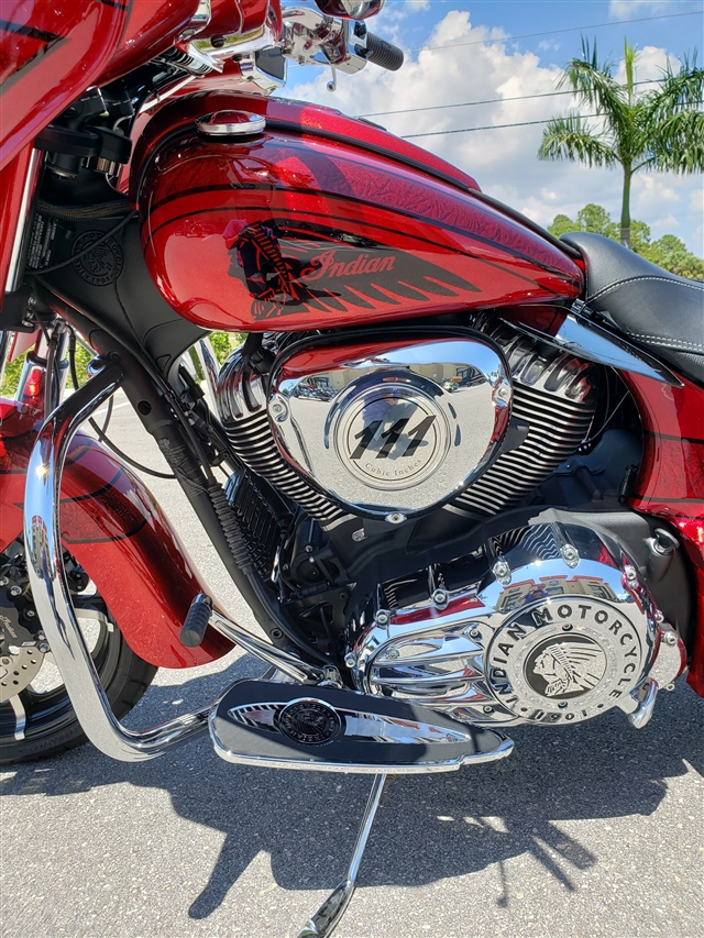 2018 Indian Chieftain ELITE Elite at Fort Myers