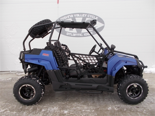 2021 SSR Motorsports SRU 170RS at Nishna Valley Cycle, Atlantic, IA 50022