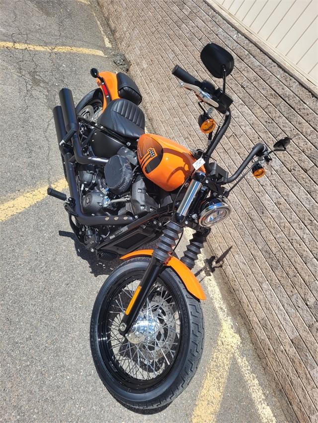 2021 Harley-Davidson Cruiser Street Bob 114 at RG's Almost Heaven Harley-Davidson, Nutter Fort, WV 26301