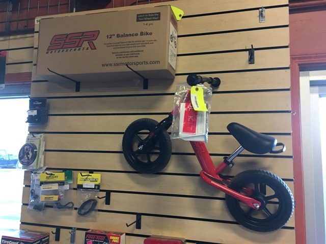 2020 SSR Motorsports BALANCE BIKE at Randy's Cycle, Marengo, IL 60152