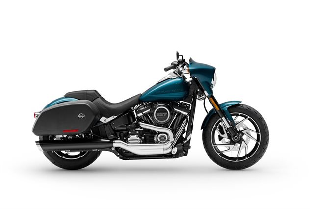 2020 Harley-Davidson Softail Sport Glide at Mike Bruno's Bayou Country Harley-Davidson