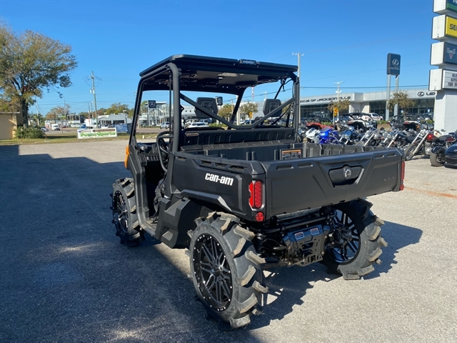 2020 Can-Am Defender HD8 at Jacksonville Powersports, Jacksonville, FL 32225