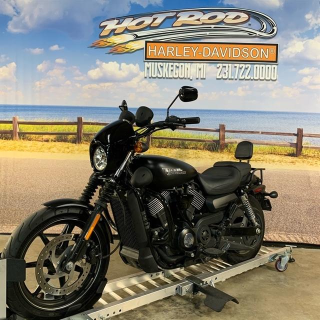 2017 Harley-Davidson Street 750 at Hot Rod Harley-Davidson